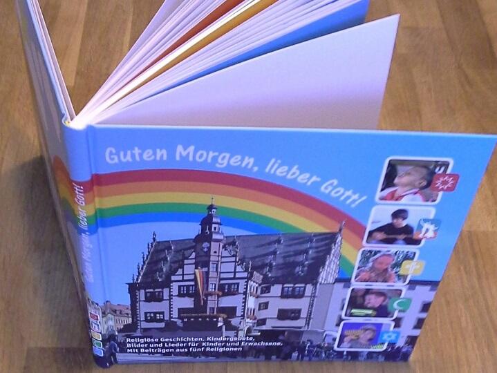 Der Interreligiöse Gesprächskreis Aschaffenburg Stellt Sich